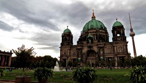 Berliner Dom Front