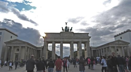 Brandenburg Gate #2